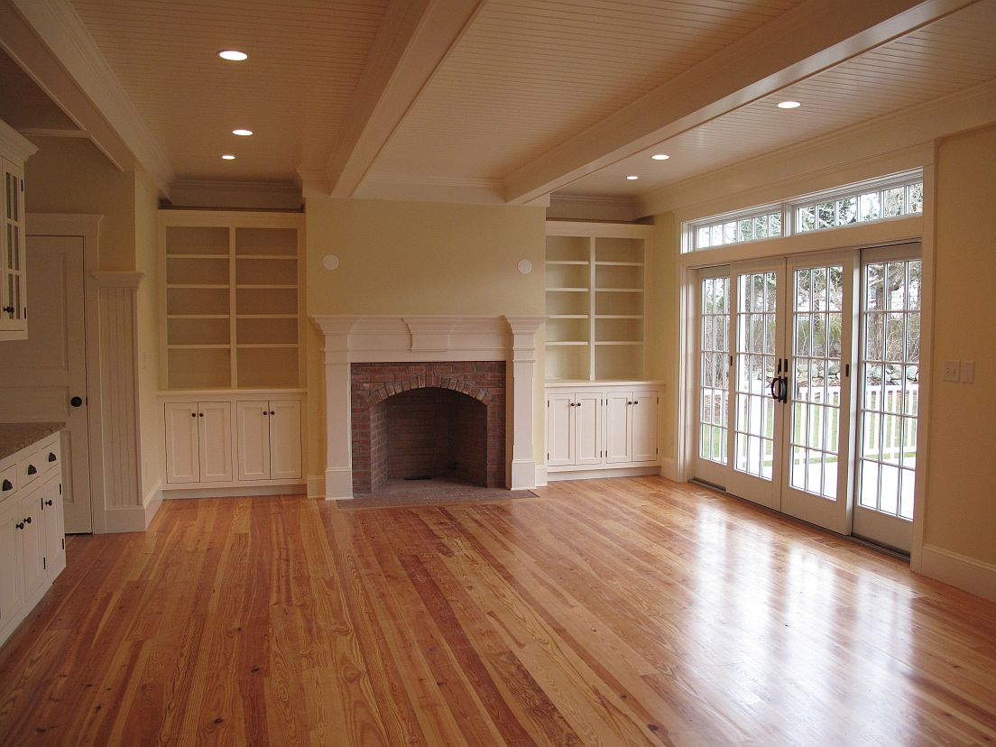 Staged vacant house make it a home cape cod home staging company - Make a house a home ...